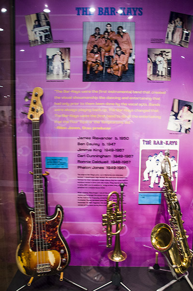 The Bar-Kays memories, Stax Museum