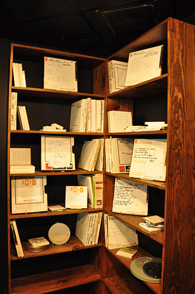 Stax Museum, tape library