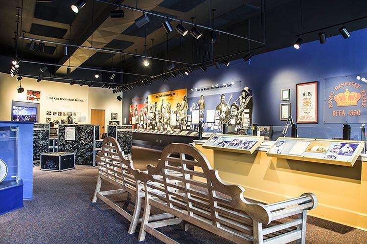 Delta Cultural Center, Helena, Arkansas