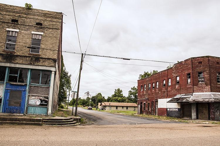Frank Frost St., Helena, Arkansas