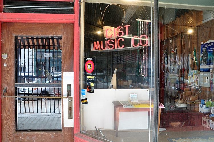 Gist Music Co., Helena, Arkansas