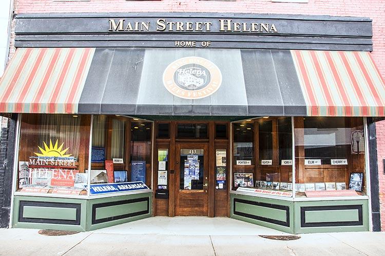 Main Street Helena, Helena, Arkansas