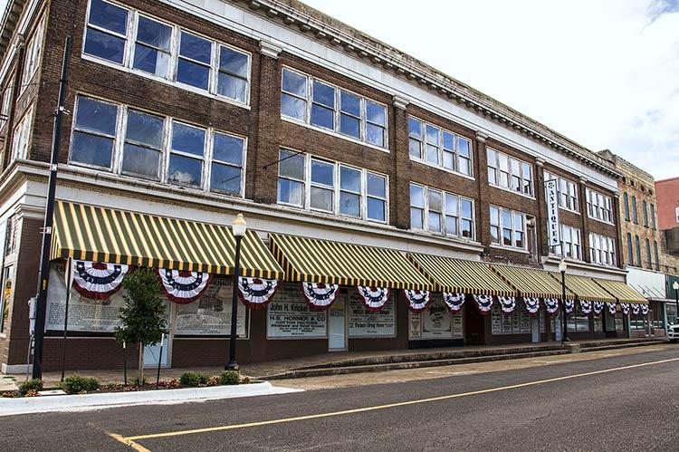 Nicholas Hotel, Helena, Arkansas