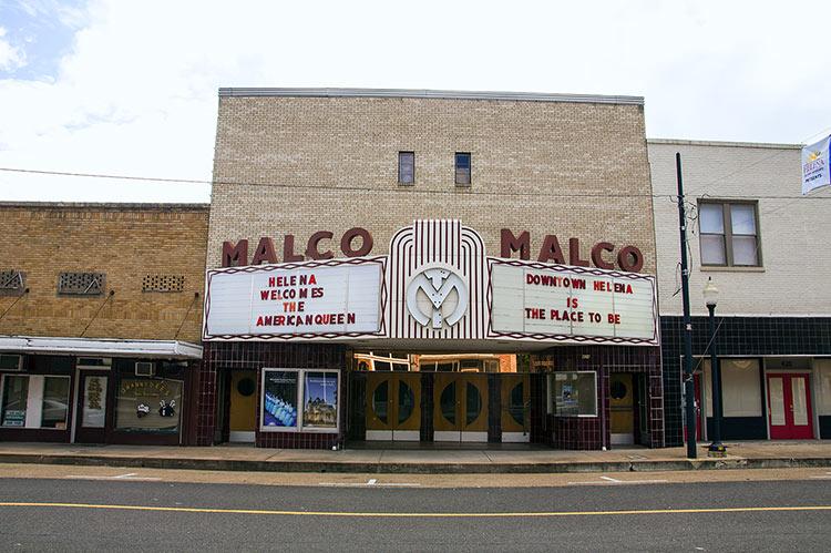 Malco Theater, Helena, Arkansas