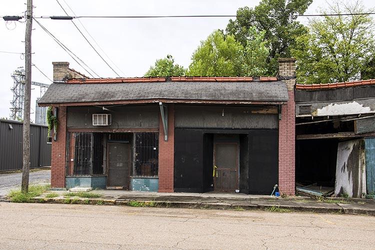 JB's Spirit Shop, Helena, Arkansas