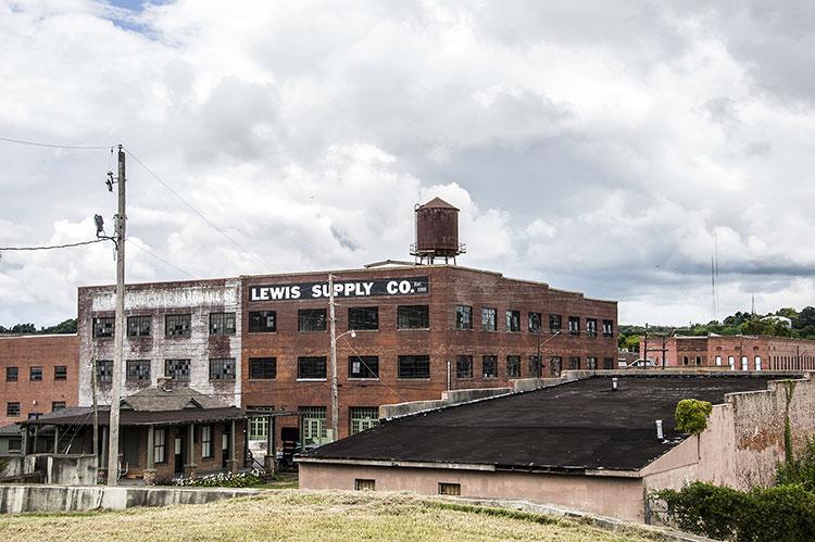 Lewis Supply Co., Helena, Arkansas