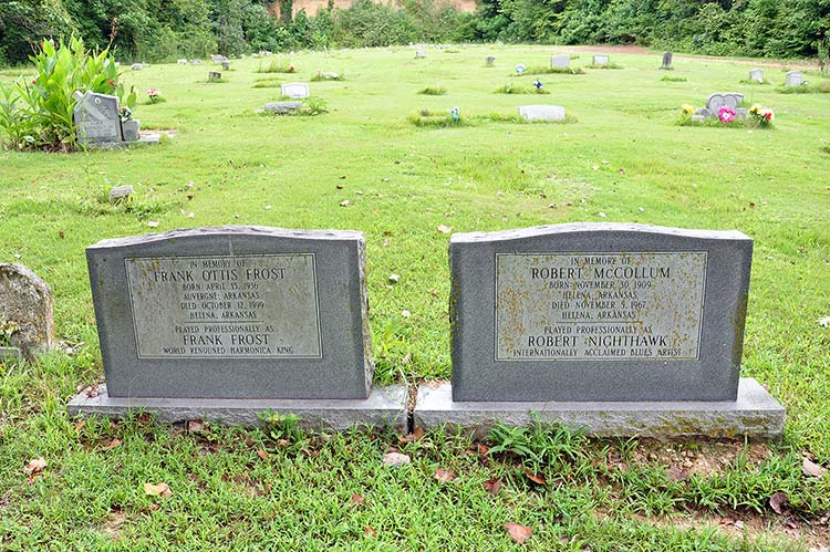 Magnolia Cemetery, Nighthawk and Frost graves