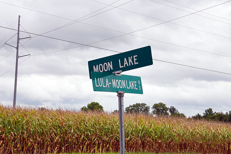 Moon Lake Road