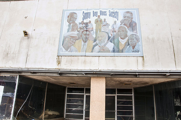 Sonny Boy's Music Hall, Helena, Arkansas