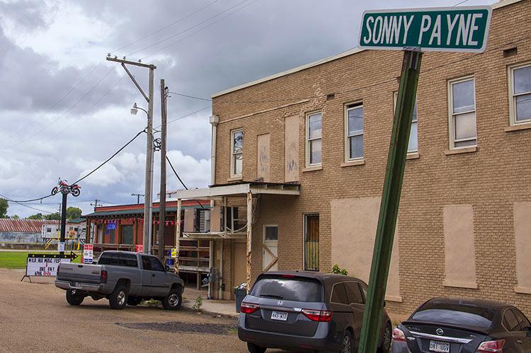 Sonny Payne rd, Helena, Arkansas