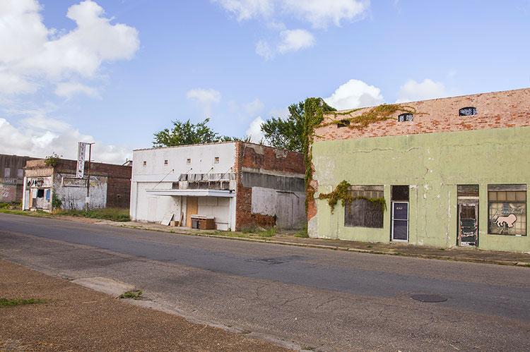Walnut Street, Helena, Arkansas