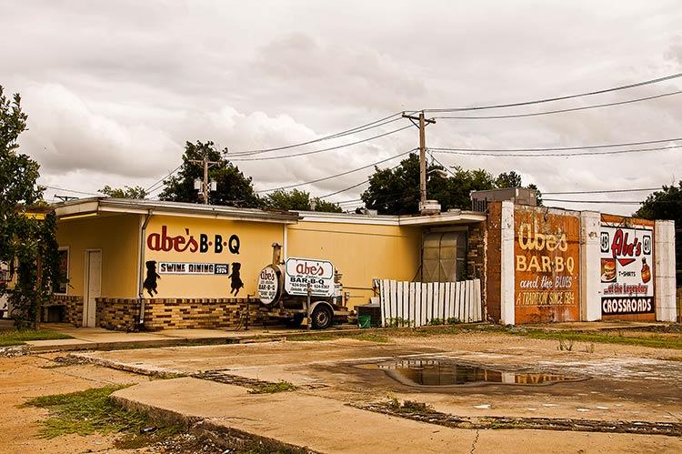 Abe's Bar-B-Q, Clarksdale, Mississippi
