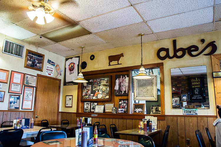 Abe's Bar-B-Q, Clarksdale, Ms