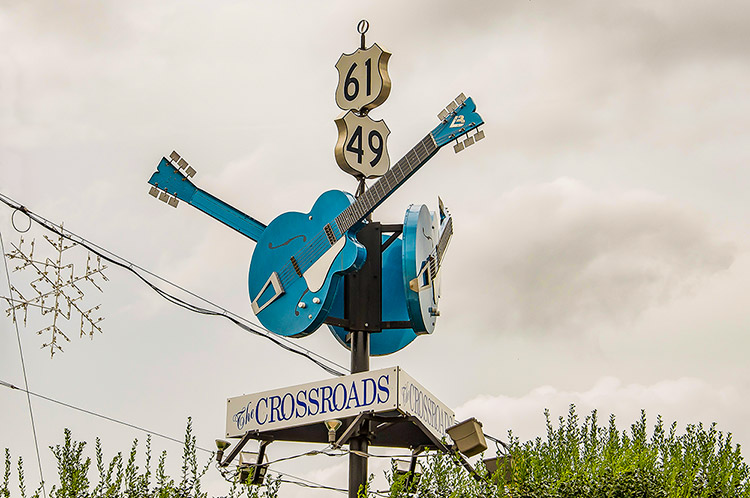 The Crossroads, Clarksdale, Mississippi