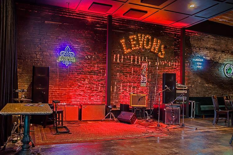 Levon's, Clarksdale, Mississippi