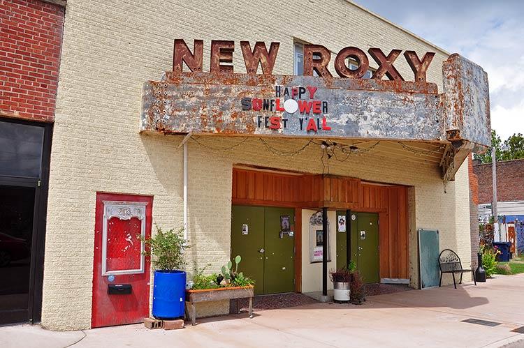 New Roxy, Clarksdale, Mississippi