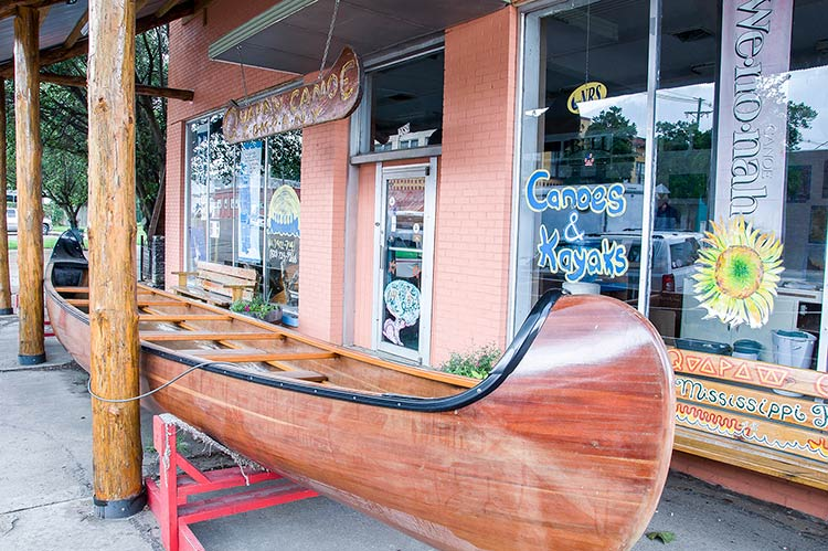 Quapaw Canoe Co.