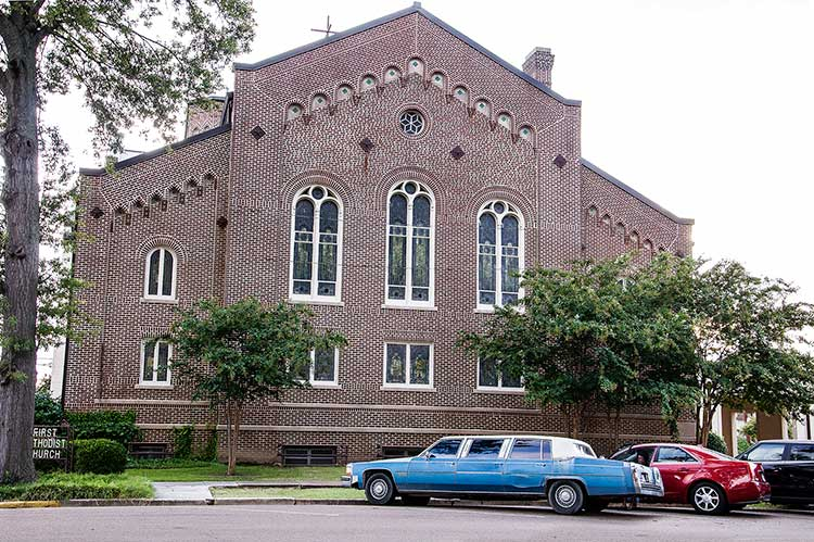 First Methodist Church, Clarksdale, Mississippi