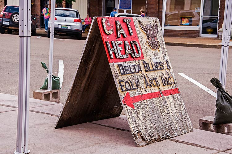 Cat Head Delta Blues & Folk Art