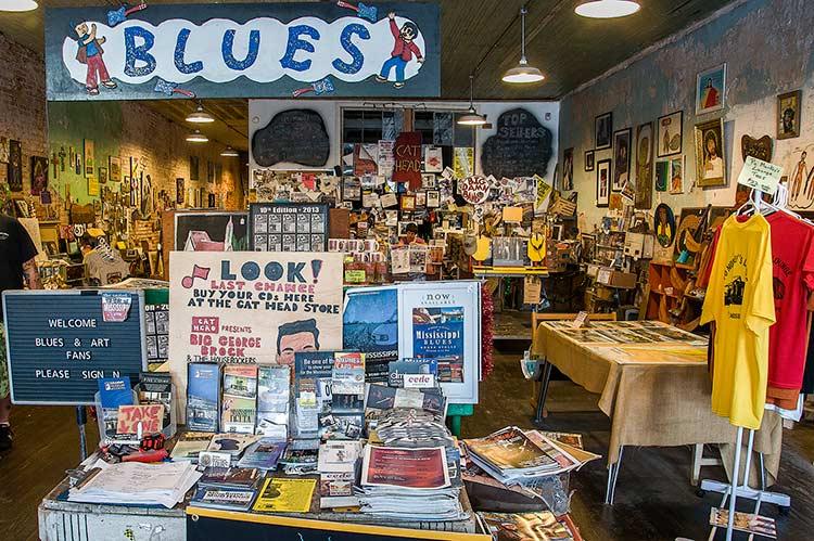 Cat Head Delta Blues & Folk Art, Clarksdale, Ms