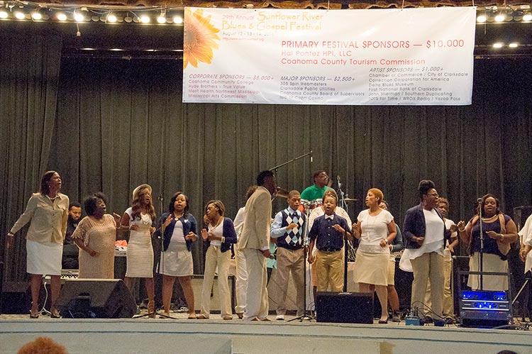 Clarksdale Mass Choir