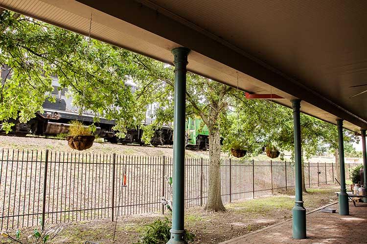 Clarksdale Station