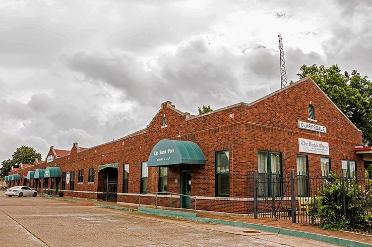 Clarksdale Station, Mississippi