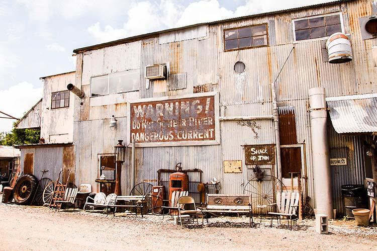 Hopson Plantation, Clarksdale, Mississippi