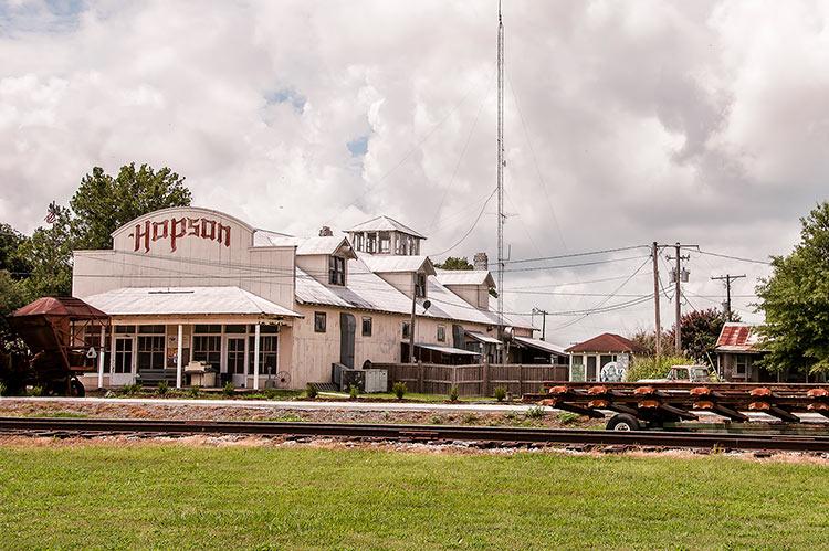 Hopson Plantation Commissary, Clarksdale, Mississippi