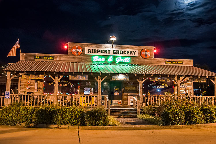 Airport Grocery on Highway 61, Cleveland, Mississippi