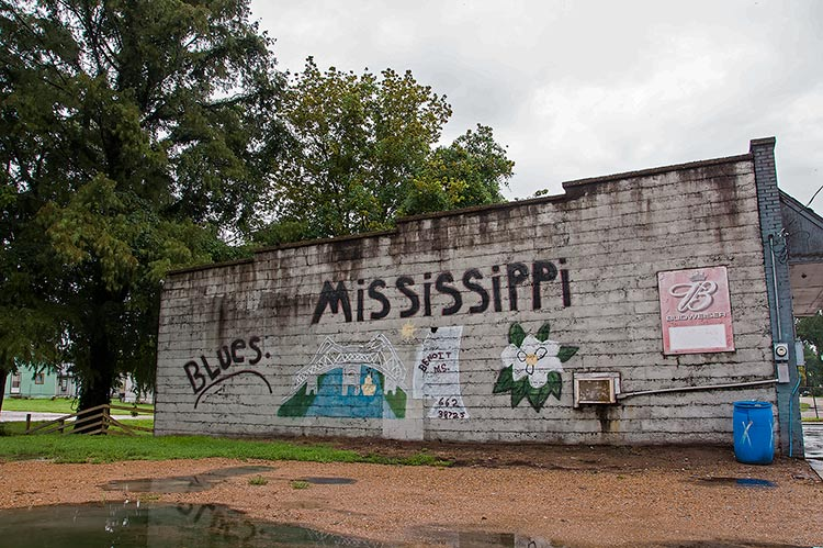 Highway One, Benoit, Mississippi