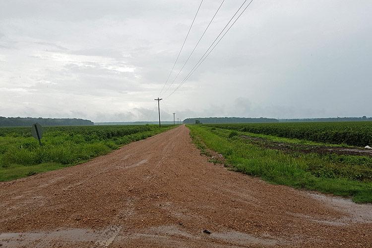 Beulah, crossroads