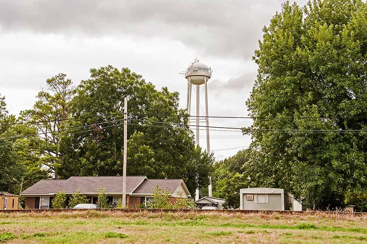 Coahoma, Coahoma County, Mississippi