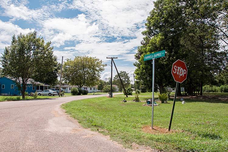 Farrell, Coahoma County, Mississippi