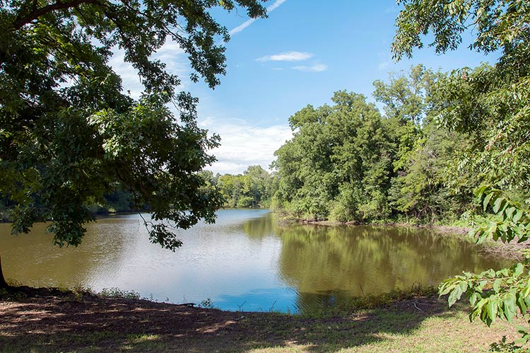 Great River Road State Park, Rosedale, Mississippi