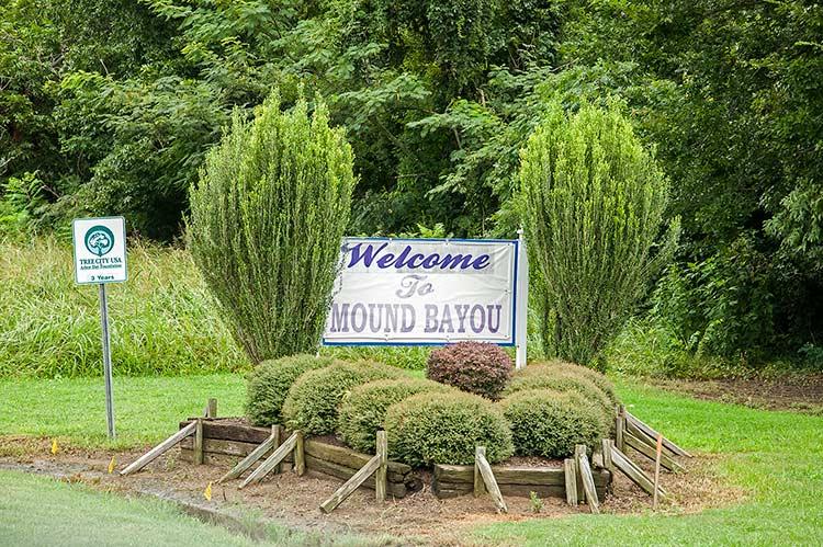 Old Highway 61, Mound Bayou, Mississippi