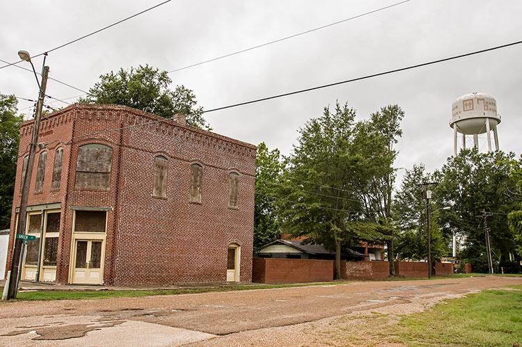 Former Bank of Mound Bayou, Mississippi