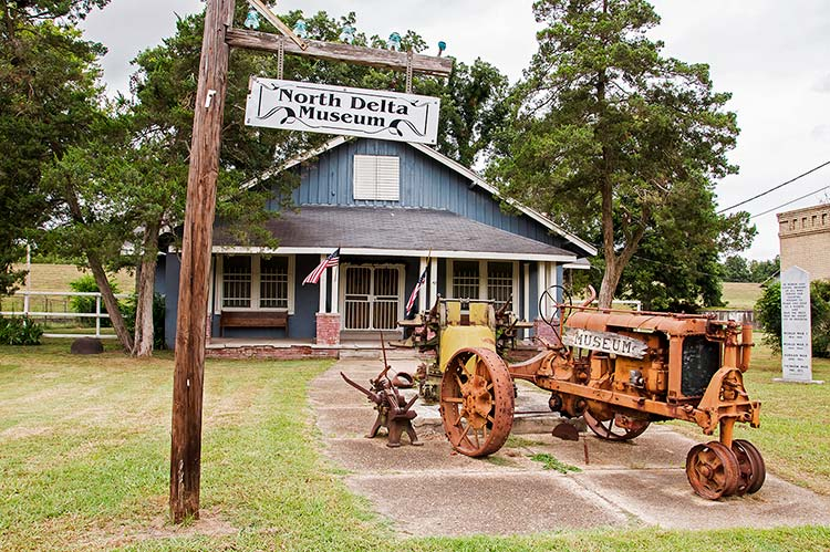 North Delta Museum, Friars Point, Coahoma County, Mississippi