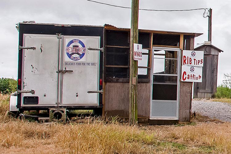 Po' Monkey's, Merigold, Mississippi