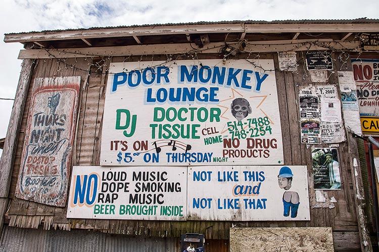 Poor Monkey Lounge (Po' Monkey's), Merigold, Mississippi