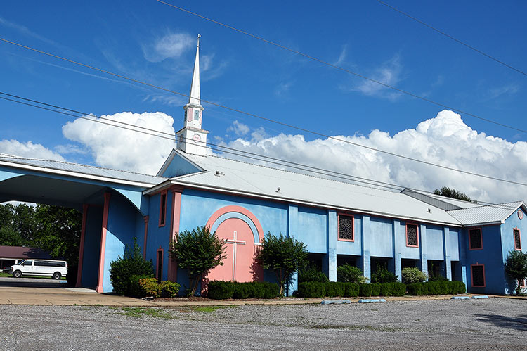 Riverside United Baptist Church, Rosedale, Mississippi