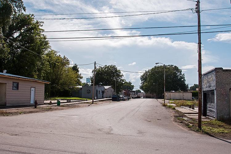 Bruce Street, Rosedale, Mississippi