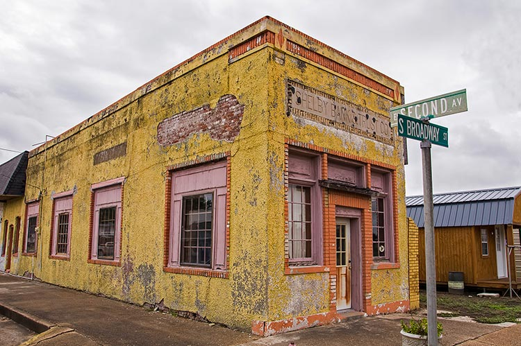 bank, Shelby, Mississippi
