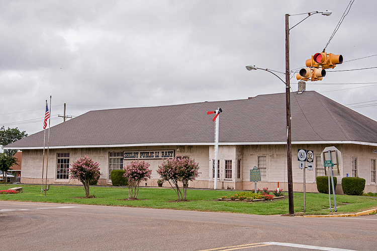 Shelby Public Library
