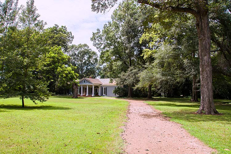 Historic home in Oakhurst Stovall Road, Coahoma County, Mississippi