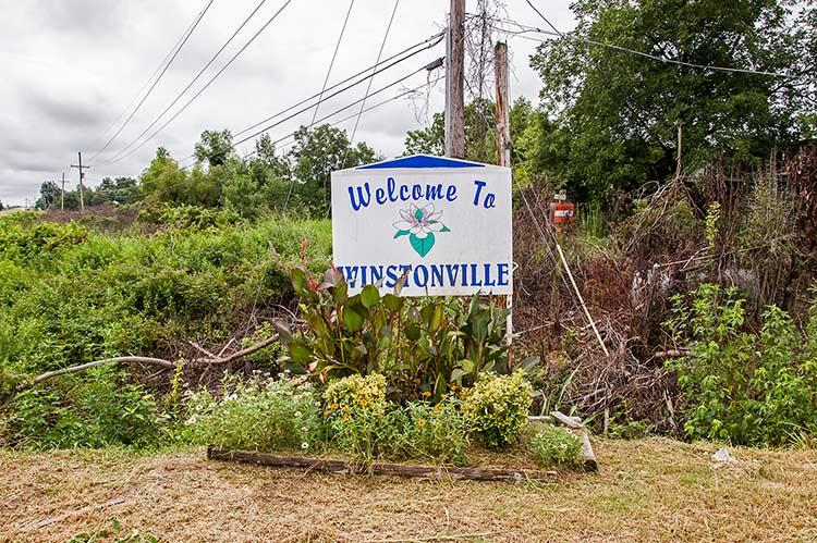 Winstonville, Mississippi