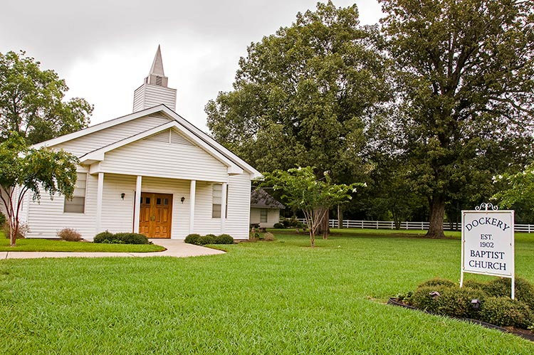 Dockery Farms Baptist Church, Mississippi
