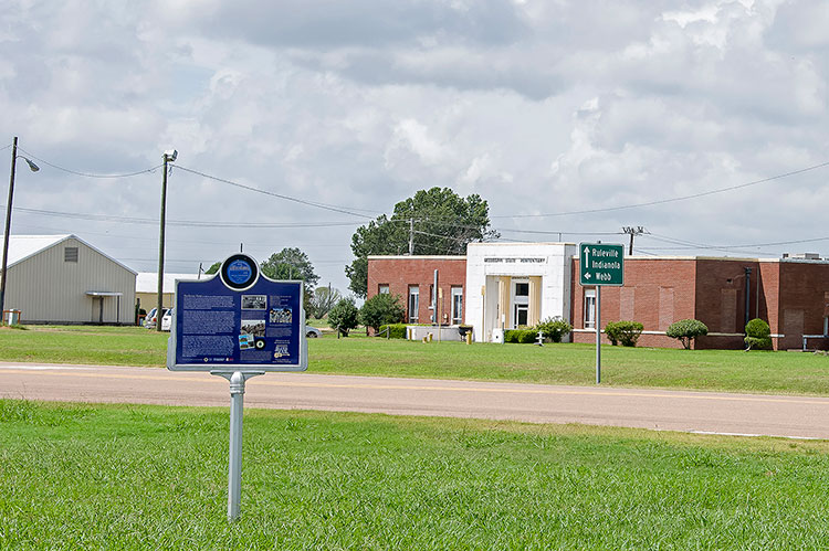 Parchman Farm on Highway 49 W, Mississippi