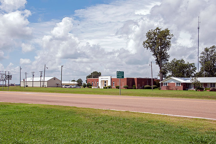 Mississipi State Penitentiary (former Parchman Farm) at Parchman on Highway 49 W, Mississippi