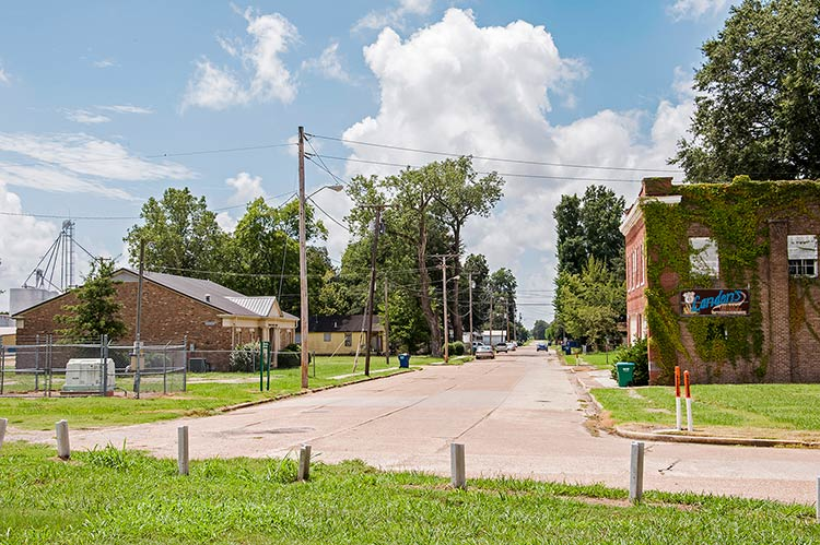 Second Street, Tutwiler, Mississippi